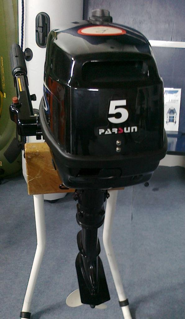 parsun f5bms характеристики